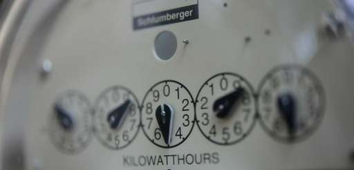 A file photo shows a PSEG meter.