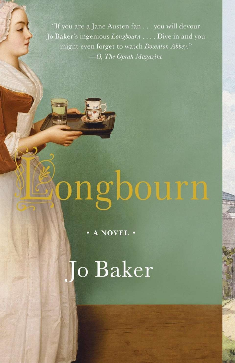 Jo Baker's 2013 novel — which cleverly tells