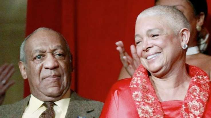 Bill Cosby's wife has completed her deposition in