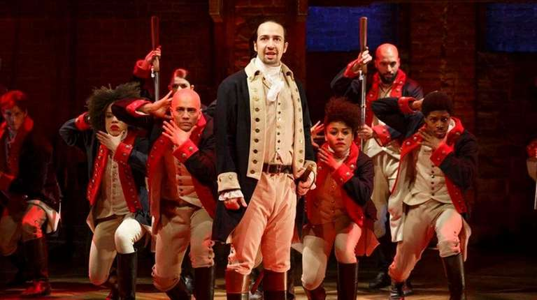 Lin-Manuel Miranda reveals secrets to his hit Broadway