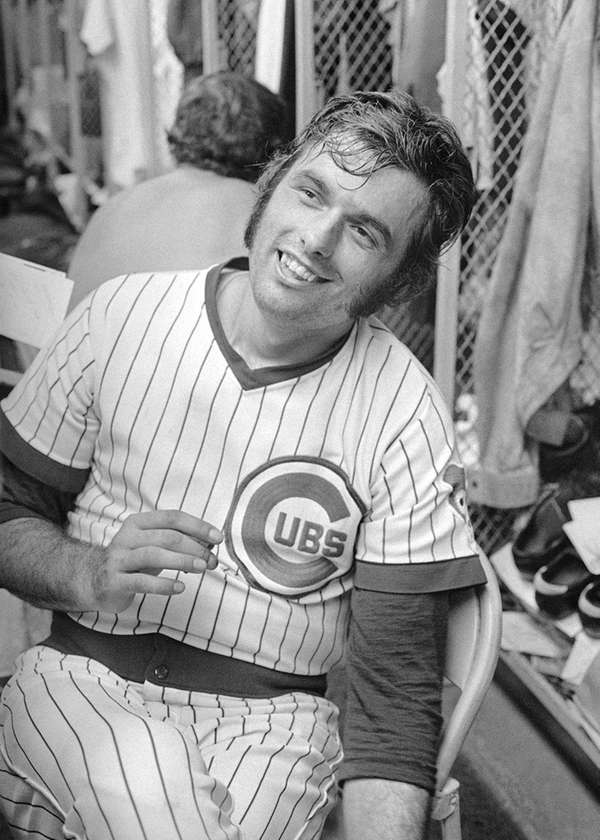Chicago Cubs pitcher Milt Pappas humbly relates