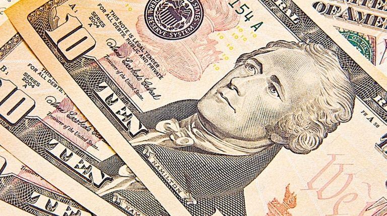 Alexander Hamilton will stay on the $10 bill