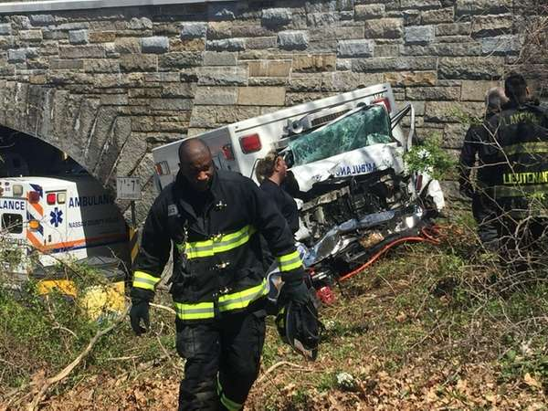 Larry Fuller, 55, Jamaica, Queens, was the driver
