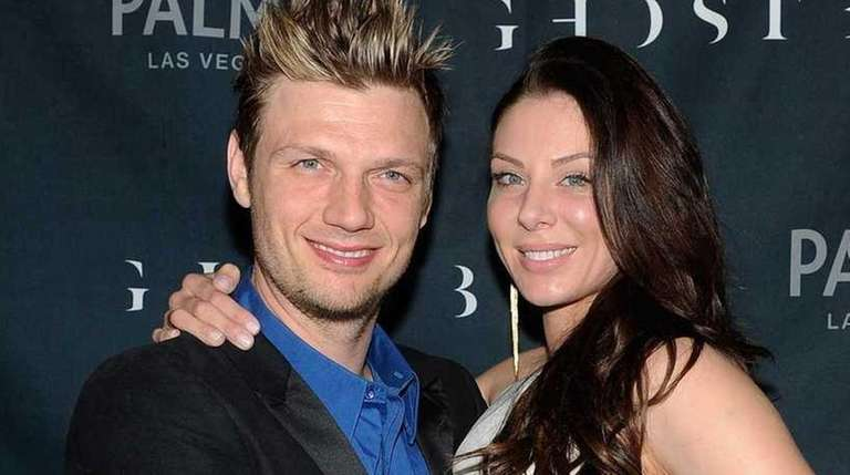 Nick Carter and Lauren Kitt Carter are now