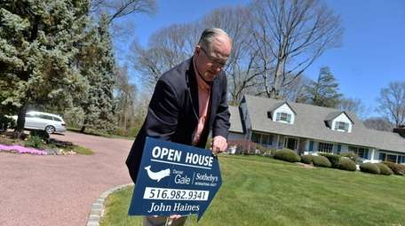 Long Island home sellers had their busiest first