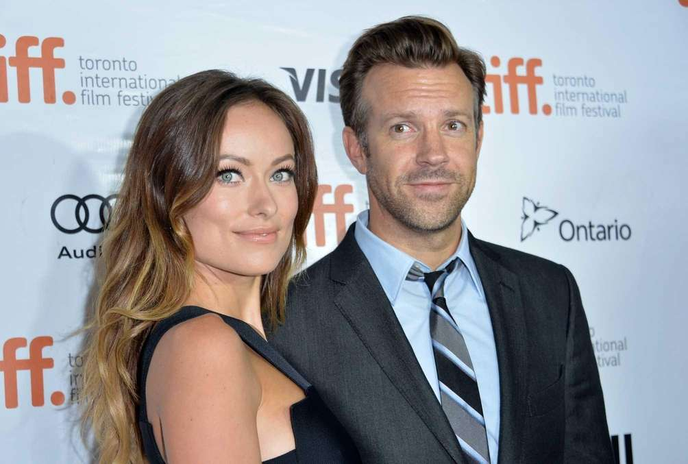 Olivia Wilde and Jason Sudeikis became engaged in