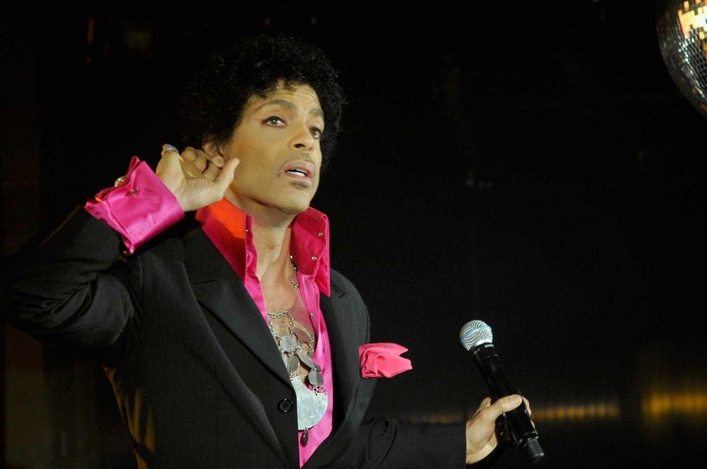 Prince (June 7, 1958 -- April 21, 2016):
