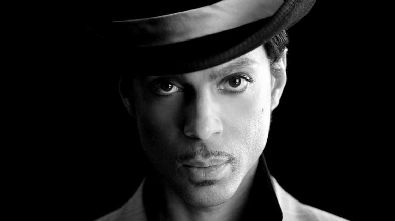 Prince, the musician and entertainer in and undated