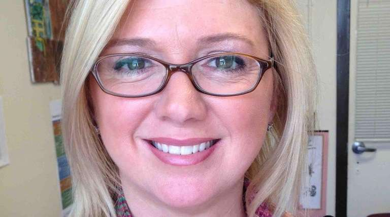 Kerry Fallon of Huntington has been hired as