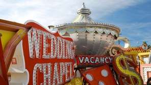 The Neon Museum in Las Vegas is an