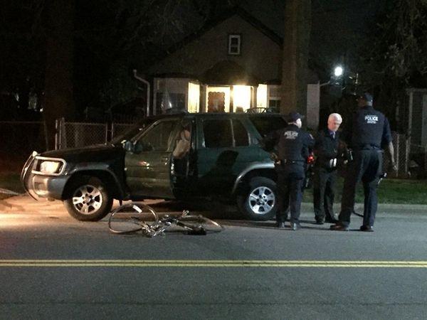Police investigate a fatal crash that killed a