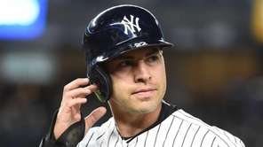 New York Yankees centerfielder Jacoby Ellsbury returns to