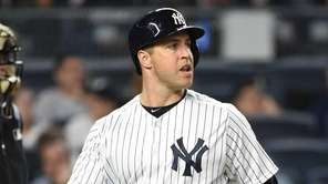 New York Yankees first baseman Mark Teixeira returns