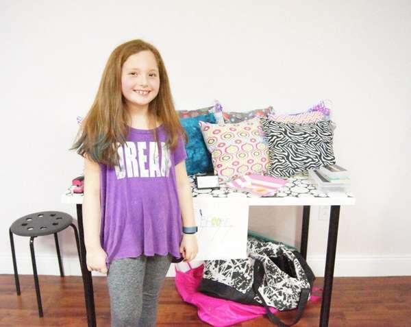 Brooke Lieber is set to sell her homemade