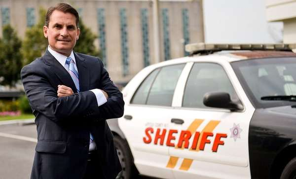 Suffolk Sheriff Vincent DeMarco is embroiled in a