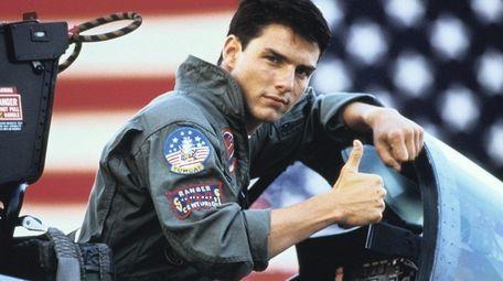 Tom Cruise flies again in