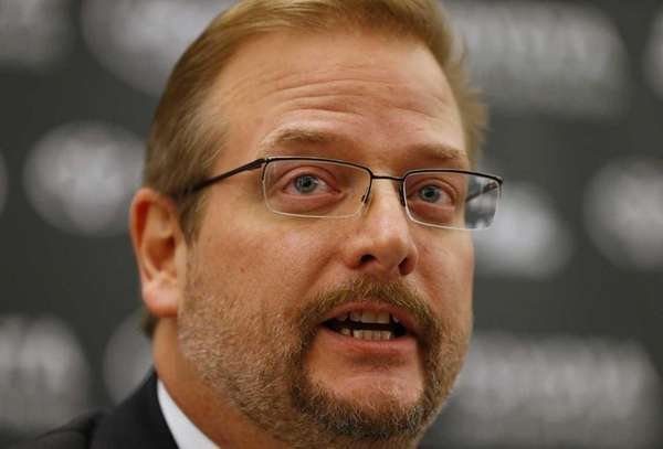 New York Jets General Manager Mike Maccagnan