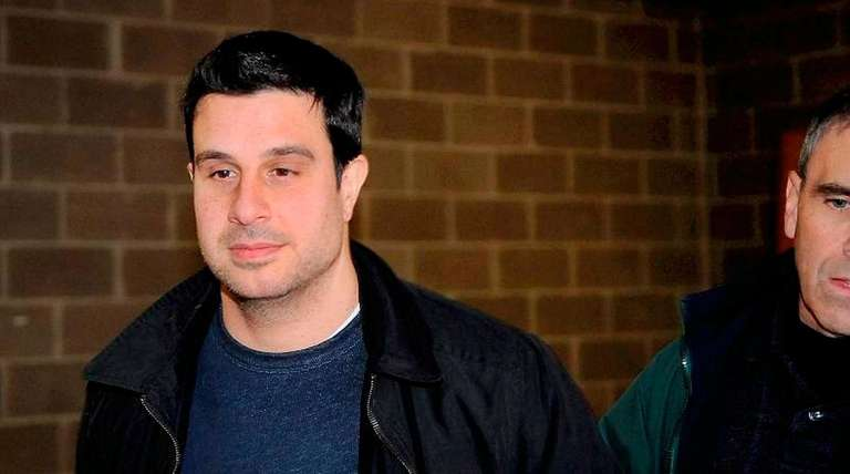 Anthony Ciccone, of Locust Valley, one of convicted