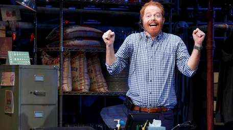 Jesse Tyler Ferguson plays roughly 40 characters in