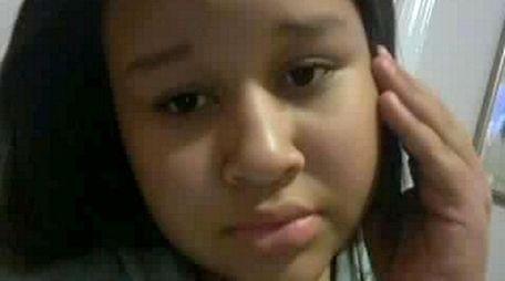 Dahiana Vasquez, 13, was found Sunday, April 24,