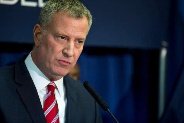 A campaign attorney for Mayor Bill de Blasio,