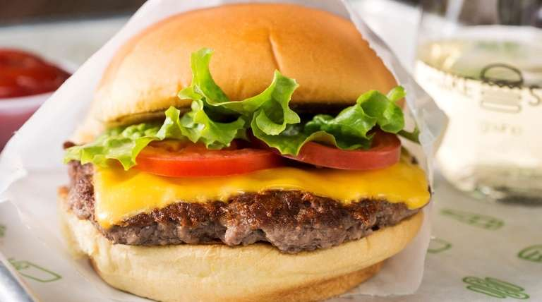 Our top chain cheeseburgers ranked and more foodie