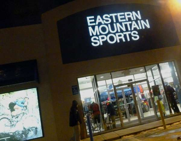 Eastern Mountain Sports in Carle Place, Jan. 22,