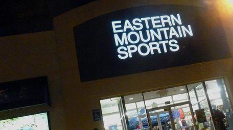 Eastern Mountain Sports in Carle Place, Jan. 22,