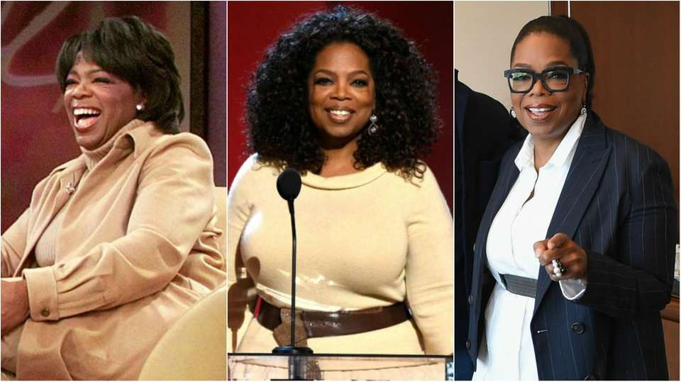 Live from Chicago on Sept. 8, 1986, Oprah