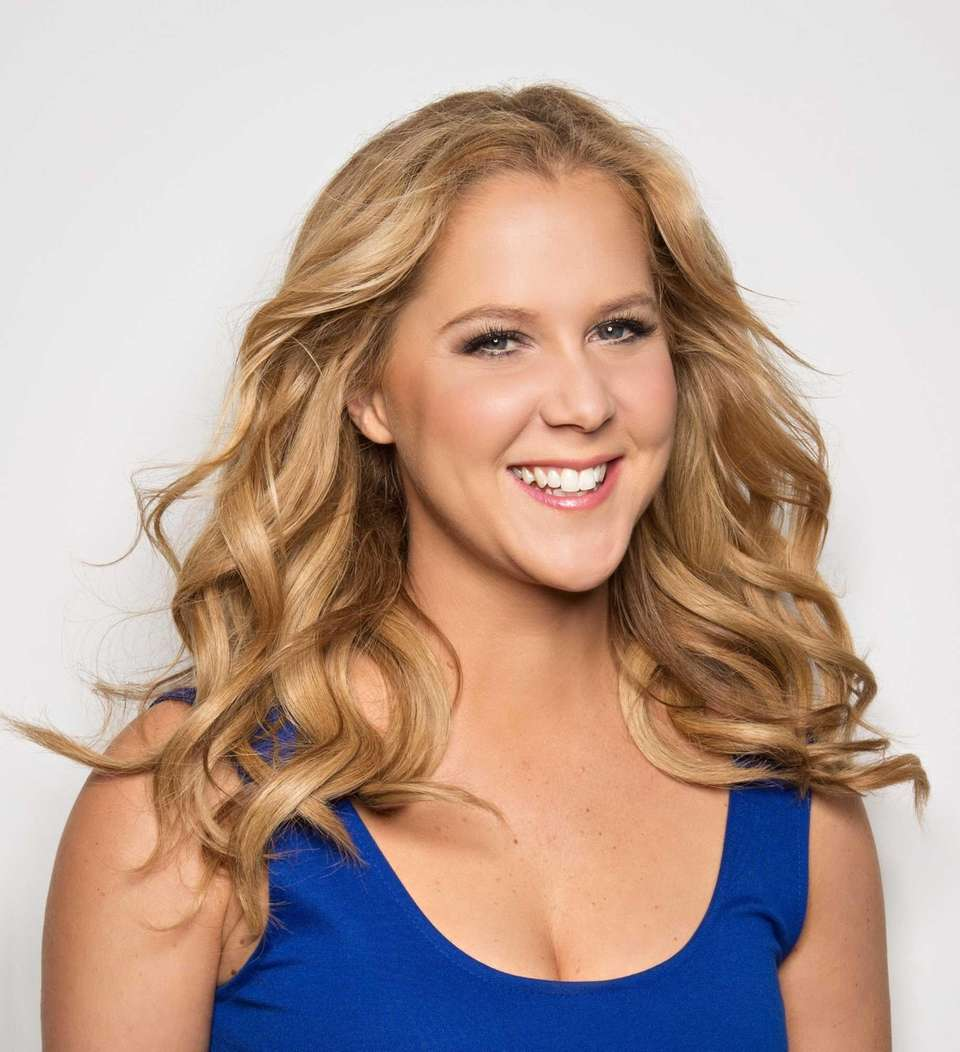 Amy Schumer in an undated promotional photo for