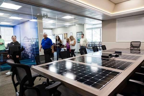 SUNation Solar Systems unveils new headquarters with a