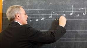 Music education in New York State's schools often