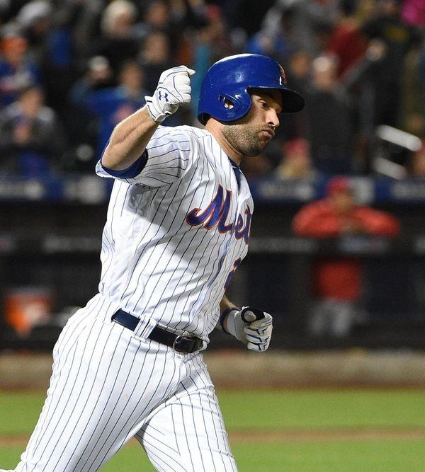 New York Mets second baseman Neil Walker