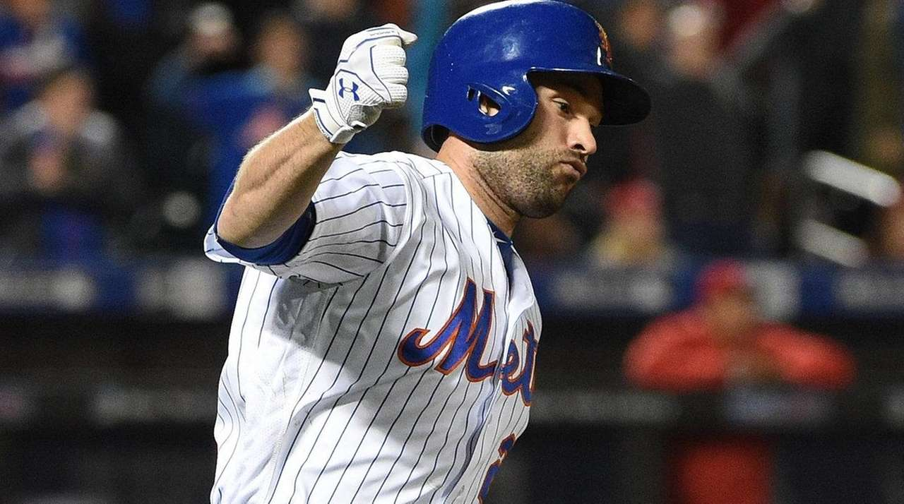 New York Mets second baseman Neil Walker