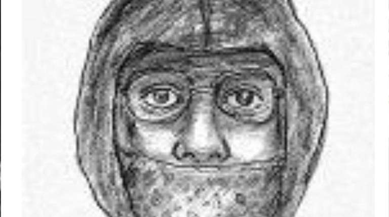 Nassau County police have released a sketch and