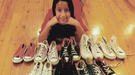 My Converse collection   Newsday