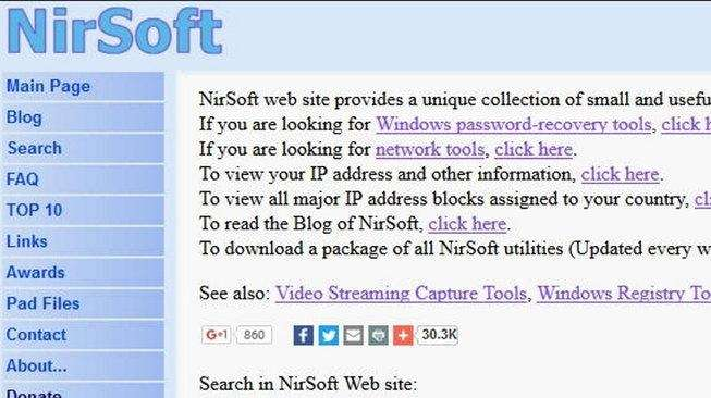 Internet Explorer and Opera don't have native features