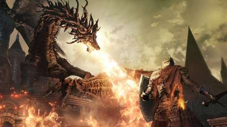 Dark Souls III contains some of the best