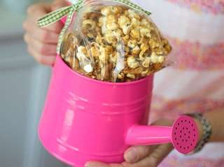 Caramel cashew coconut popcorn and more easy-to-make Mother's