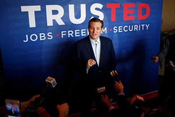 Senator Ted Cruz, a Republican from Texas