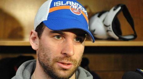 John Tavares #91 of the New York Islanders