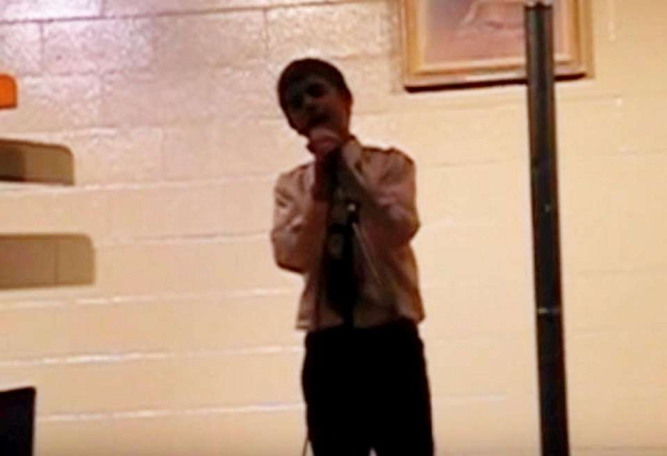 Pattie Mallette's 2007 YouTube post showing Justin Bieber