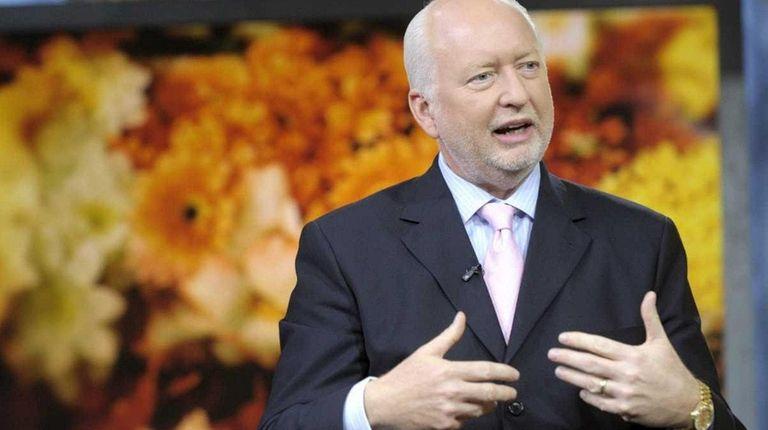 1-800-Flowers chief executive Jim McCann on Nov. 18,