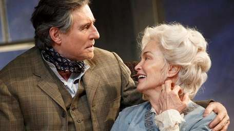 Gabriel Byrne and Jessica Lange star in