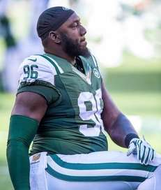 The Jets and defensive end Muhammad Wilkerson