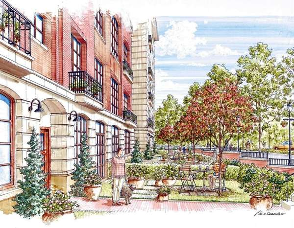 Livingston Development Corp. will pay Glen Cove's legal