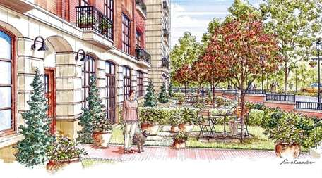 Livingston Development Corp. will pay Glen Cove's legal