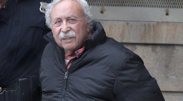 Harold Guretzky, 70, of Oceanside is accused of