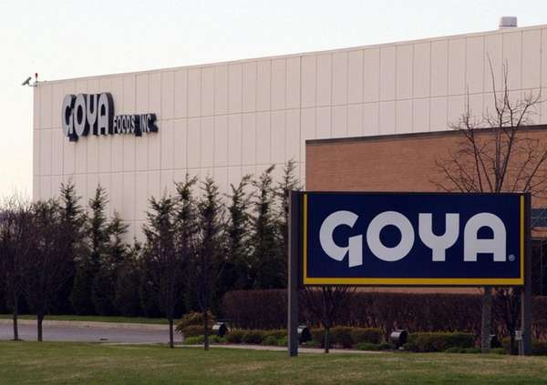 The former Goya Foods Inc. building on Grumman