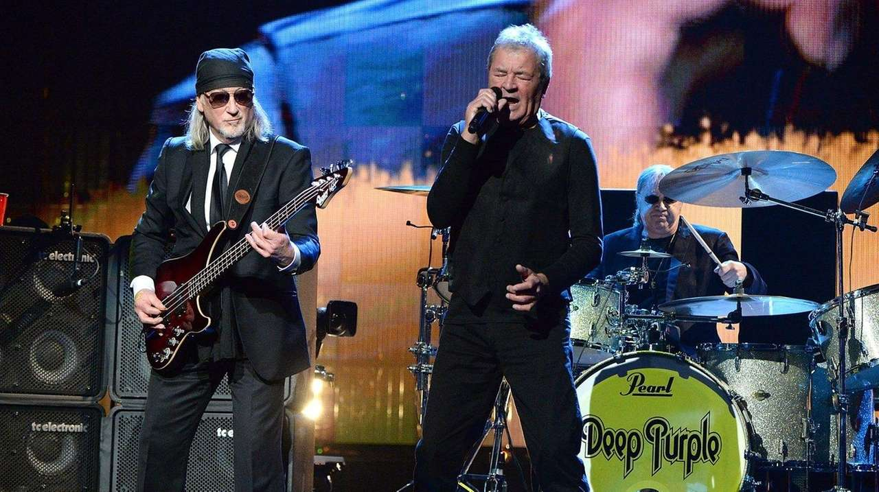 Roger Glover and Ian Gillan of Deep Purple
